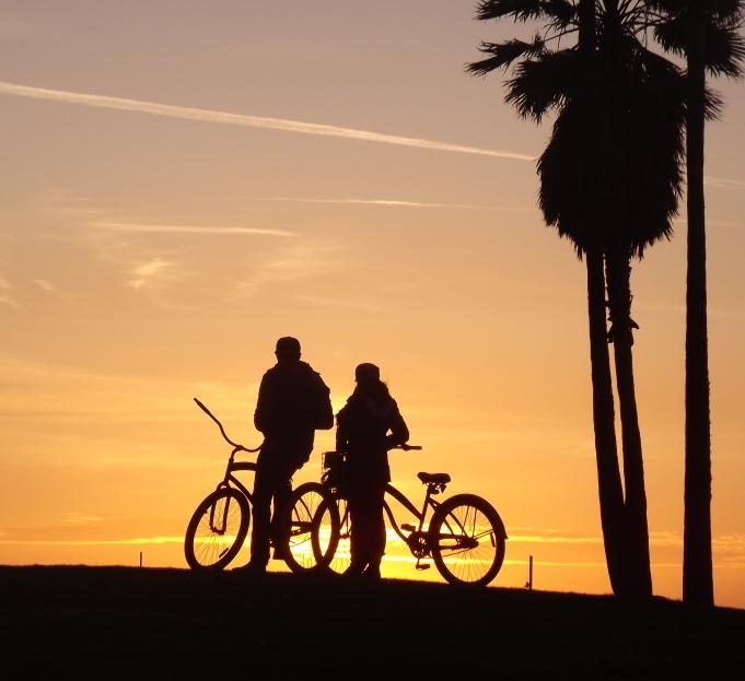 Venice Beach in LA