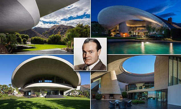 Bob Hope's Palm Springs abode