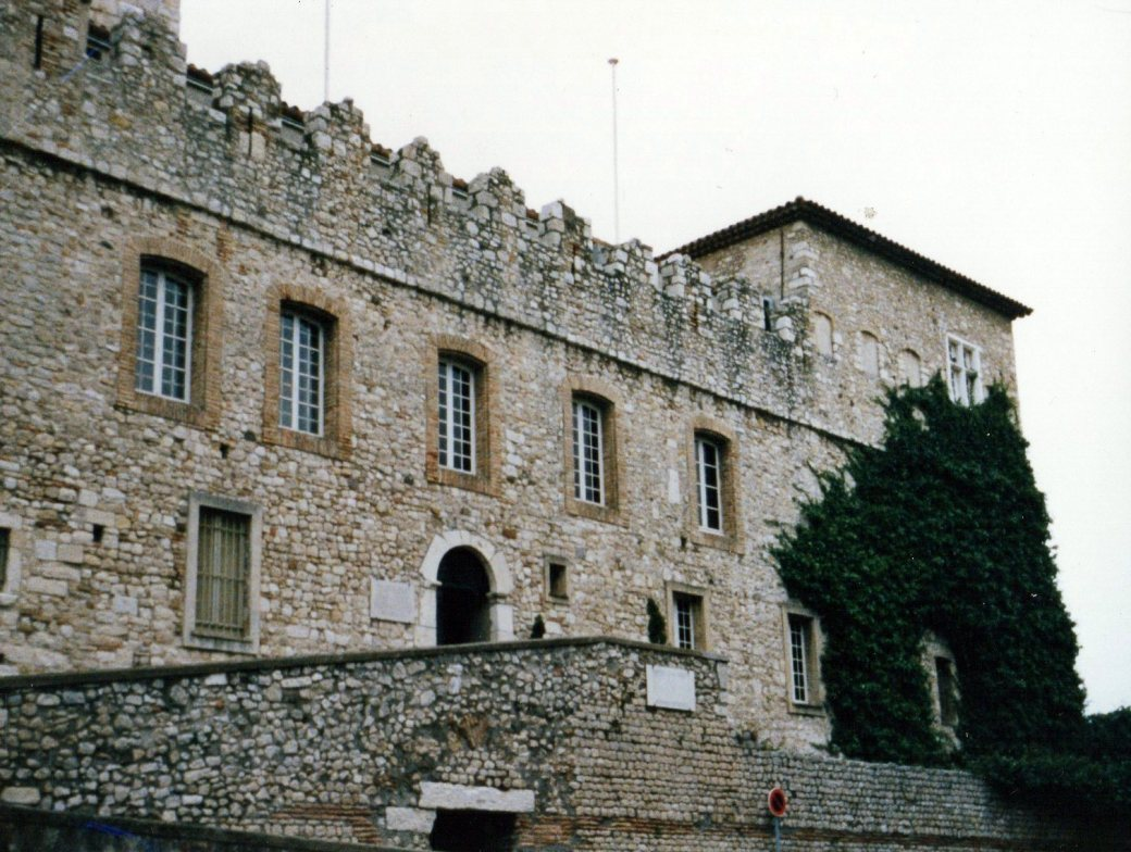 Museum Picasso in Antibes