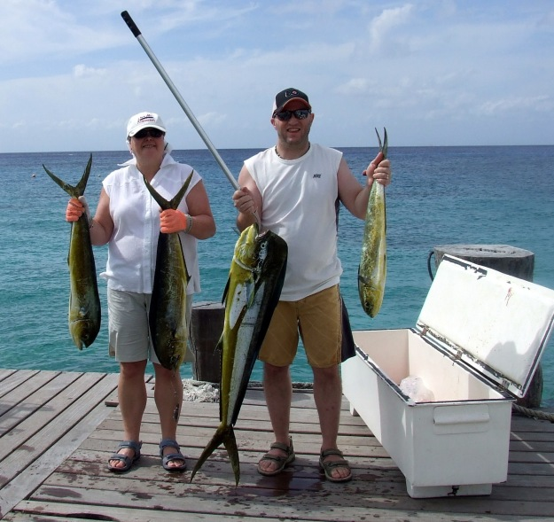 Fishing Cozumel