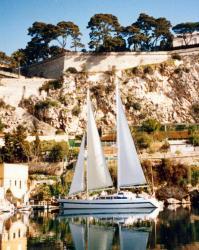 Monaco harbour