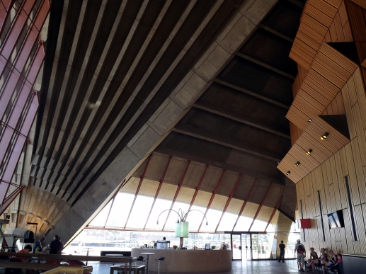 Sydney Opera House foyer