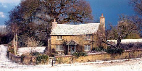 The Holiday farmhouse