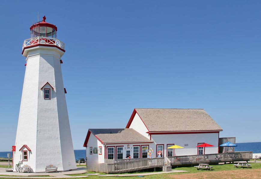 East Point Lighthouse 1
