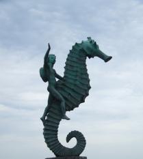 caballito de mar by rafael zamarripa, 1976