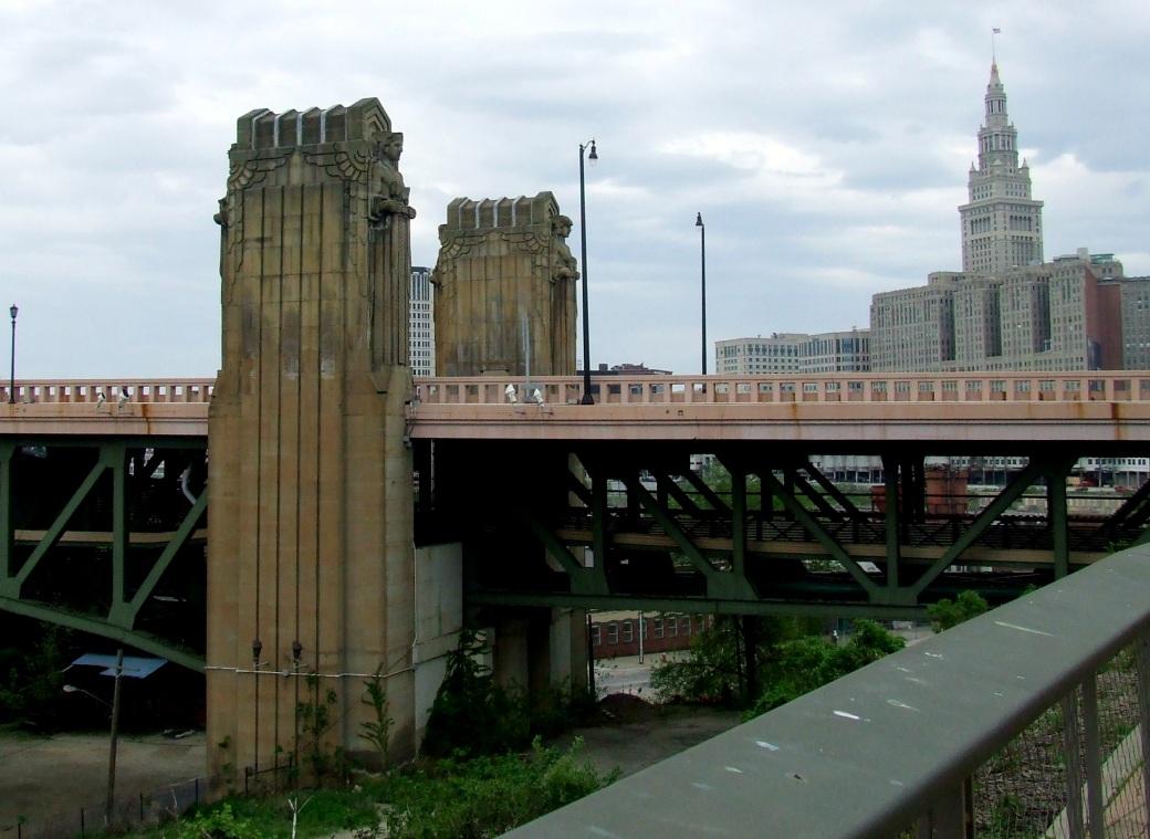 Guardians of Traffic on Hope Memorial Bridge