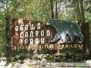 Algoma Canyon Park